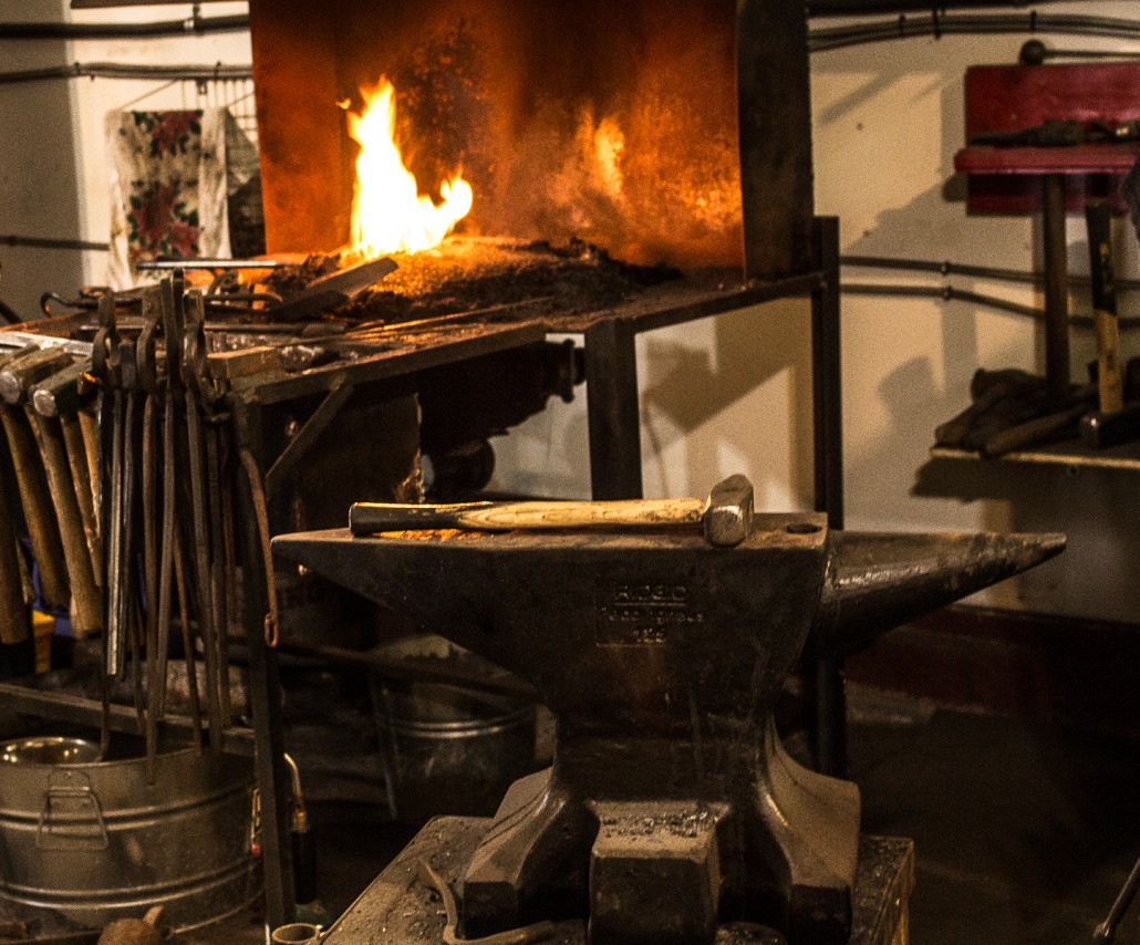 The Forge - FireHouse Ironworks Ltd